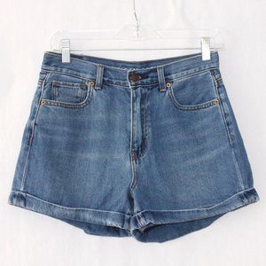 American Eagle Outiftters Jean Mom Shorts 4